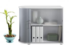 Cabinet , white-grey