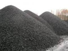Coal of different ranks
