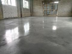 Concreting of industrial ( toppingovoe ) floors