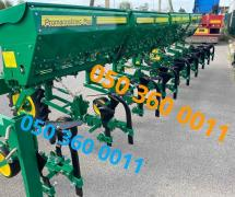 Cultivator row crop Harvest 560 Pro with fertilizers