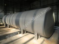 Fabrication and installation of silos in Ukraine