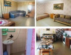 Гостевой дом Золотая рыбка - продам готовый бизнес