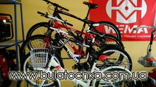 New year promo! Bikes TRINO price from 1999 UAH