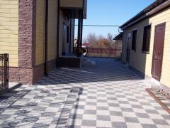 Плитка тротуарна бетонна Стара Прага від Донрок