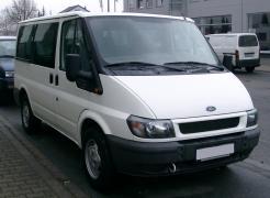 Продам оригинальные фары оптику Ford Transit Mk5