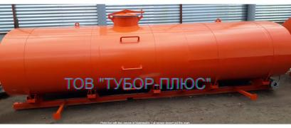 Production of milk tankers, water tankers, fish carriers