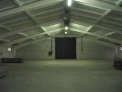 Rent heated warehouse 872 sq. m and office premises in Kyiv