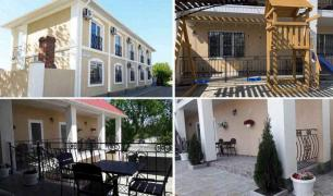 Rest on the sea in Berdyansk, guest house Milisia