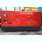 Sale of diesel and gasoline generators of various capacities