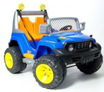 Super Price! Electric car Hummer A-18 BLUE