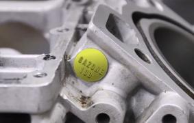 Термопломба індикатор перегріву двигуна