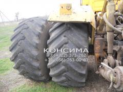 Устройства для сдваивания колес